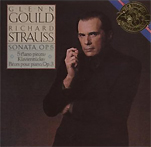 『Richard Strauss: Sonata, Op. 5; 5 Piano』