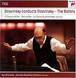 『Stravinsky Conducts Stravinsky - The Ballets』