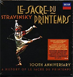 『Le Sacre Du Printemps: 100th Anniversary』