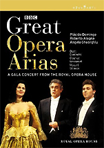 『Great Opera Arias』
