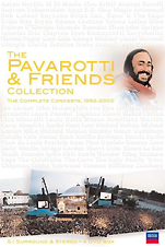 『Pavarotti & Friends Collection』