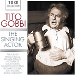 『TITO GOBBI/THE SINGING ACTOR』