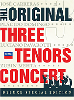 『Original Three Tenors Concert 』