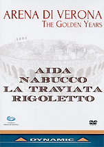 『ARENA DI VERONA THE GOLDEN YEARS』