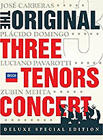 『THE ORIGINAL THREE TENORS CONCERT』